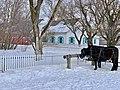 Mennonite Heritage Village in Winter, Steinbach, Manitonba.jpeg