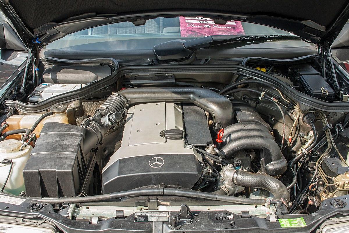 Mercedes-Benz M104 engine - Wikipedia