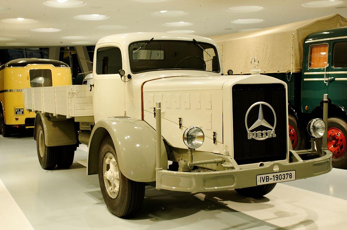 Mercedes benz l 6500 wikipedia for Mercedes benz 6500