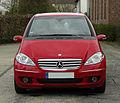 Mercedes-Benz A 180 CDI Elegance (W 169) – Frontansicht, 30. März 2011, Wülfrath.jpg