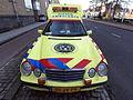 Mercedes Dierenambulance 'Pupielance', Amsterdam, The Netherlands pic3.JPG