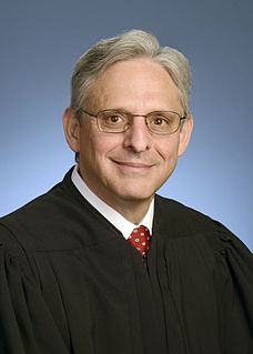Merrick Garland American judge, nominee for United States Attorney General