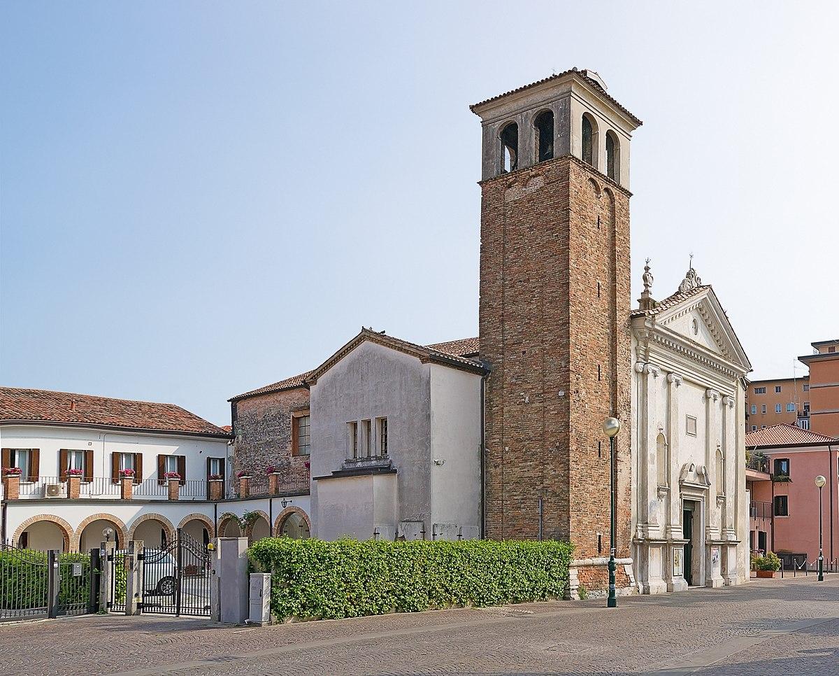 Chiesa di San Girolamo (Mestre) - Wikipedia