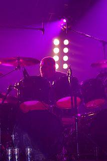 Nicholas Barker British extreme metal drummer