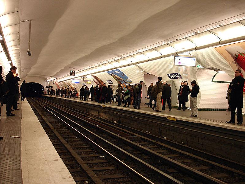 Rencontre metro ligne 8