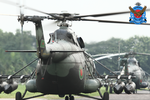Mi-171Sh helicopter used by Bangladesh Air Force (11).png