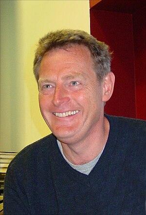 Michael Simkins - Simkins at a 2007 book signing