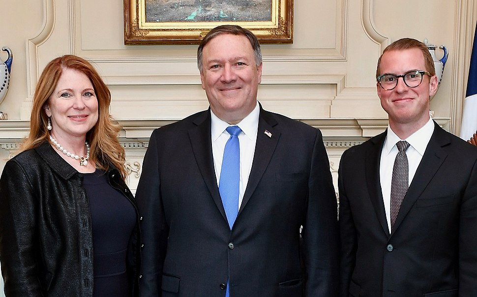 Mike Pompeo family