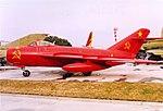 Mikoyan-Gurevich MiG-17, Spain.jpg