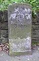 Milestone, Meltham Road, Netherton, South Crosland - geograph.org.uk - 499957.jpg
