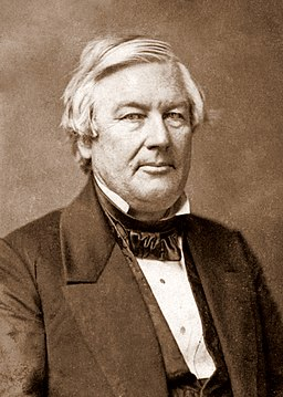Millard Fillmore by Whitehurst Gallery c1850s