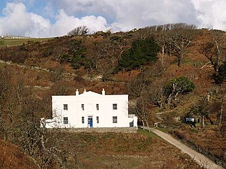 Lundy - Millcombe House