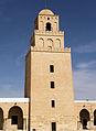Minaret of the Great Mosque of Kairouan, Tunisia.jpg