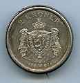 Minnemynt fra Kroningen 1906 - 2 kroner (Advers) (9208397006).jpg