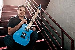 Misha Mansoor guitarist