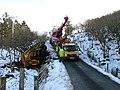 Mishap at Balnaknock - geograph.org.uk - 1150687.jpg