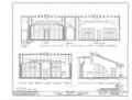 Mission Santa Barbara, 2201 Laguna Street, Santa Barbara, Santa Barbara County, CA HABS CAL,42-SANBA,5- (sheet 26 of 30).png