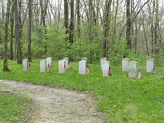 Mississinewa River - Mississinewa Battle Memorial