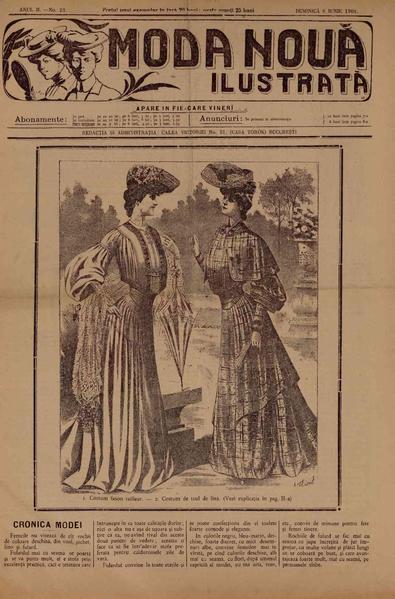File:Moda nouă 1904-06-06, nr. 23.pdf