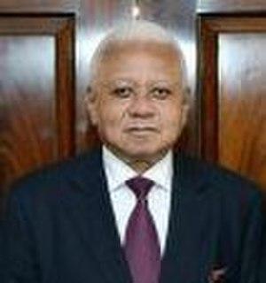 Mohamed Chande Othman - Image: Mohamed Chande Othman