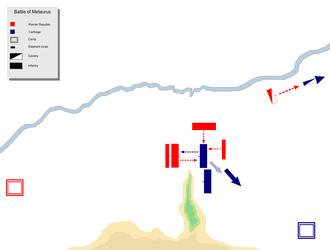 Battle of the Metaurus - Image: Mohammad adil rais battle of metaurus D