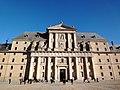 Monasterio de El Escorial - Fachada principal (San Lorenzo de El Escorial-Madrid).jpg