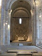 Monasterio de San Pedro de Galligants. Iglesia.jpg
