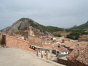 Montalbán - Image: Montalbán, Teruel, Aragón