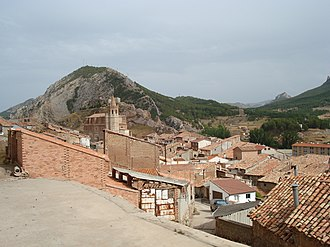 Montalbán, Teruel - Image: Montalbán, Teruel, Aragón