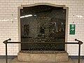 Monument Mémoire Camarade Métropolitain Fusillés Allemands Station Métro Château Vincennes Vincennes 1.jpg
