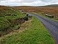 Moorland road near Fingland - geograph.org.uk - 376127.jpg