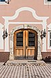 Moosburg Windischbach 1 Schloss Wurmhof Portal 02102018 4848.jpg