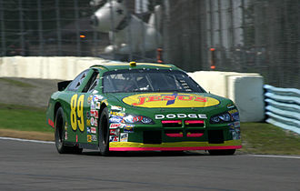 Dodge Intrepid - Intrepid in NASCAR in 2004.
