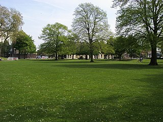 Mortlake district of London, England