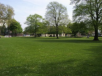 Mortlake - Image: Mortlake Green geograph.org.uk 1276862