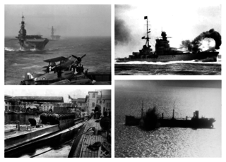 Battle of the Mediterranean naval campaign fought in the Mediterranean Sea during World War II