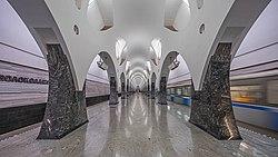 Moscow Metro Volokolamskaya asv2018-09.jpg