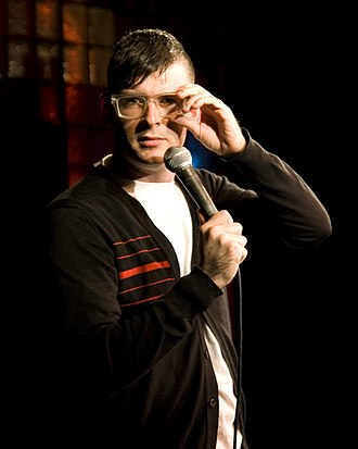 Moshe Kasher - Kasher at the SXSW Comedy Fest, 2010