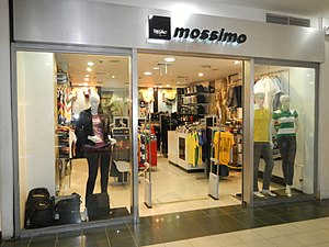 Mossimo - Image: Mossimojf