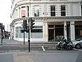 Motorcyclist at the traffic lights in Jewry Street - geograph.org.uk - 976840.jpg