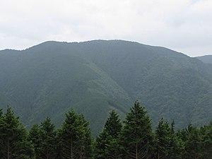 Mount Minami Katsuragi - Image: Mount Minami katsuragi 2