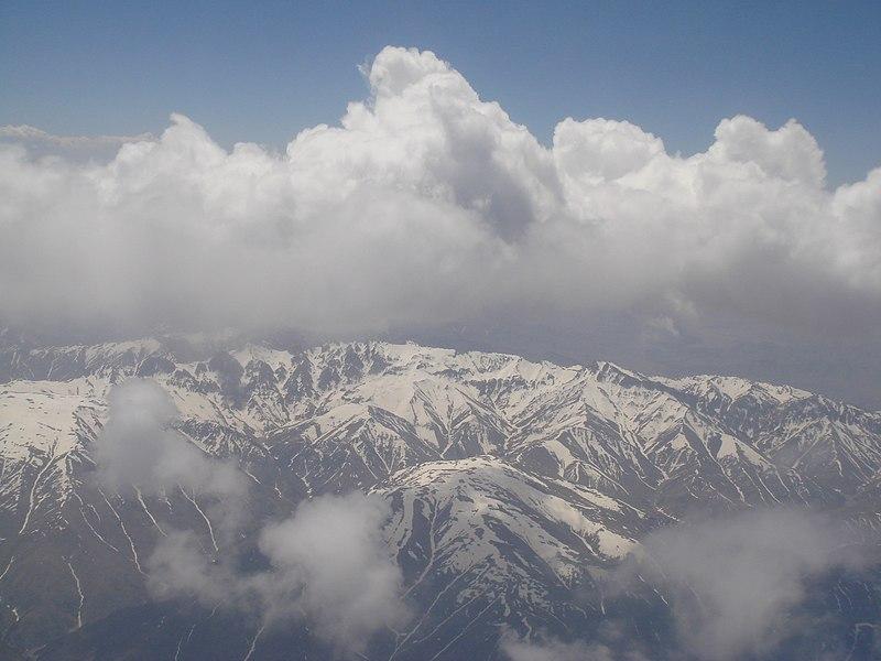 کوههای بلند افغانستان