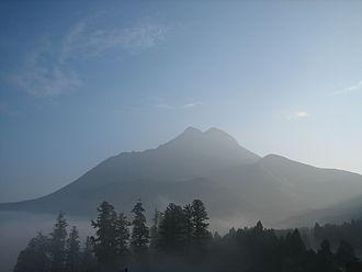 Yufu - Yufudake in the morning