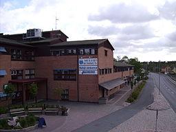 Mullsjö kommunehuse