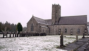 Multyfarnham - Multyfarnham Friary and Church