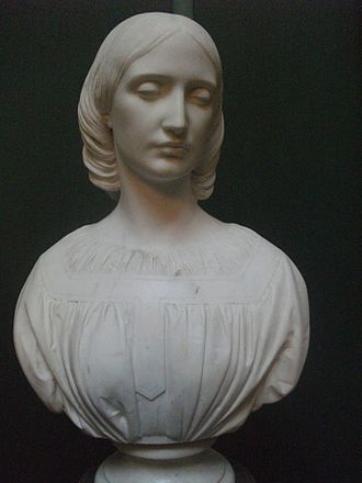 Josephine Butler - Bust of Josephine in 1865, aged 36, by Alexander Munro