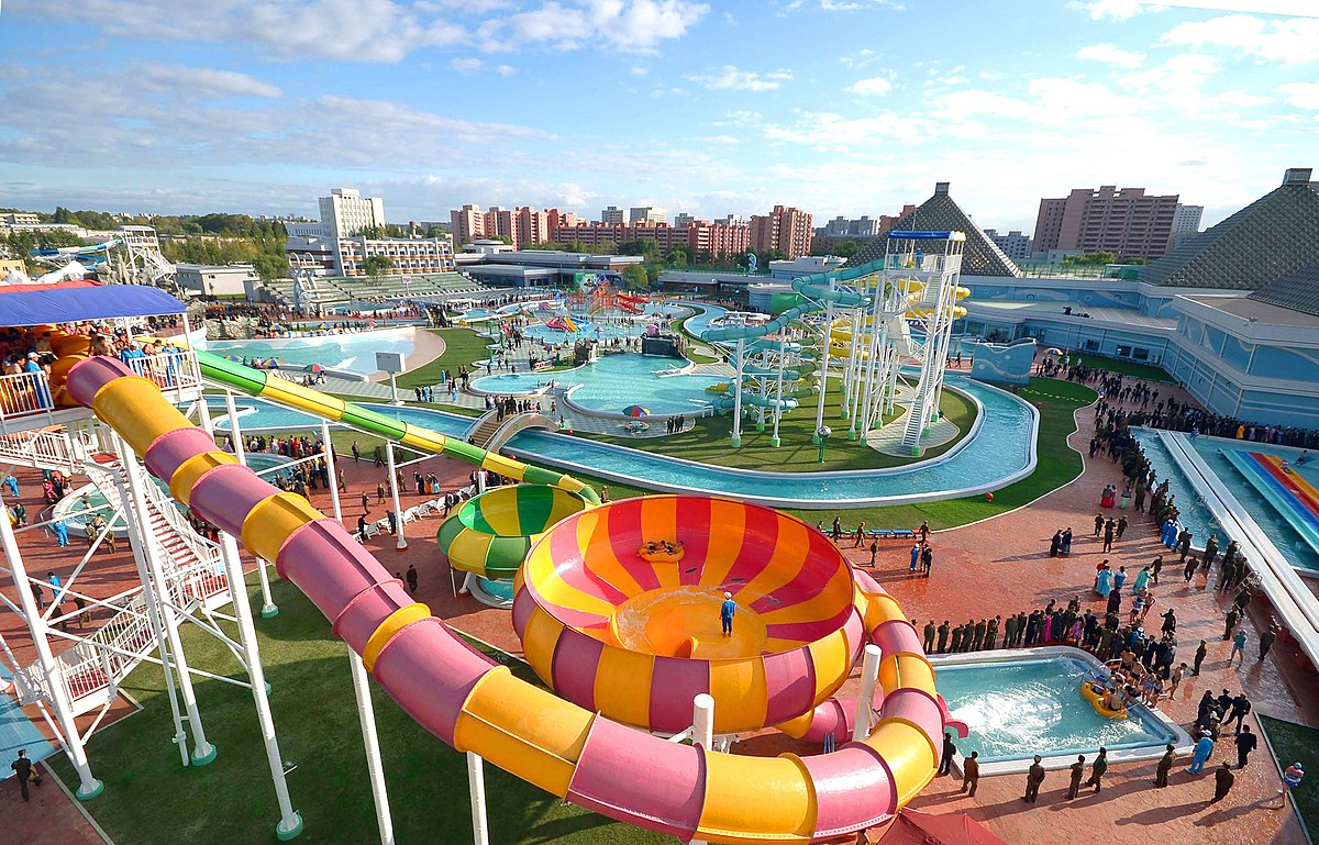 Munsu Water Park  Wikipedia