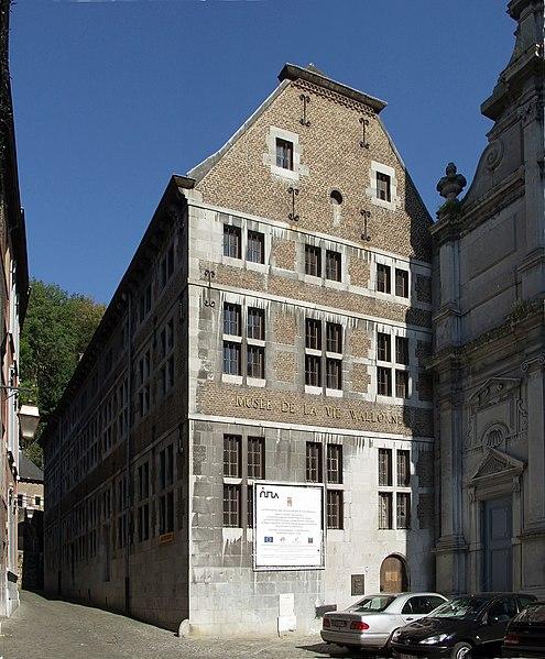 File:Musee de la vie wallonne - Liege.jpg