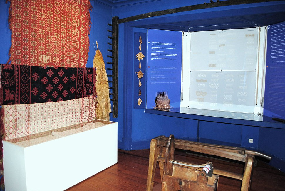 Museo Liste, Vigo, O Tecido