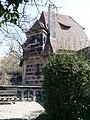 Nürnberg Neutormauer Grünes M Bürgermeisterturm 2.jpg